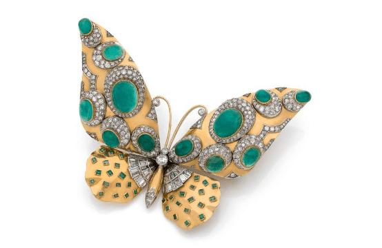 joaillierie Suzanne Belperon papillon